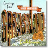 Rockin' Johnny Burgin - Greetings From Greaseland California