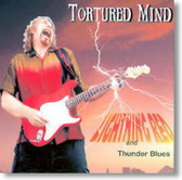 Lightning Red and Thunder Blues - Tortured Mind