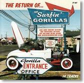 The Surfin' Gorillas - The Return Of...