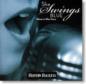 Rhythm Rockets - She Swings Blue Vol. 2 After Hours