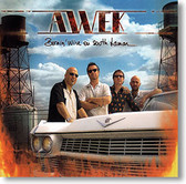 """Burnin' Wire on South Lamar"" blues CD by Awek"