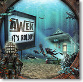 """It's Rollin"" blues CD by Awek"