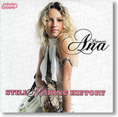 """Still Making History"" blues CD by Ana Popovic"