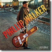 """""""Going Back Home"""" blues CD by Phillip Walker"""