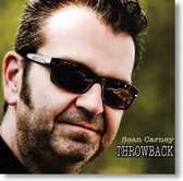 """Throwback"" blues CD by Sean Carney"