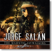 """Graffire"" blues CD by Jorge Salán & The Majestic Jaywalkers"