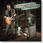"""Told You So"" blues CD by Jimmy Reiter"