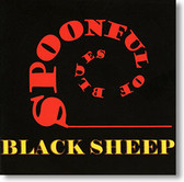 """Black Sheep"" blues CD by Spoonful of Blues"