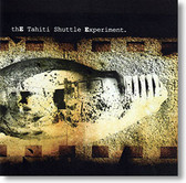"""""""Self Titled"""" surf CD by The Tahiti Shuttle Experiment"""