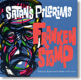 """Frankenstomp"" surf CD by Satan's Pilgrims"