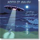 """Greetings Surflings!"" blues CD by North of Malibu"