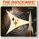 """""""Contact From Space"""" surf CD by The Shockwave"""