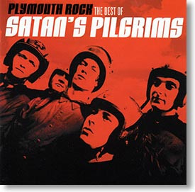 """""""Plymouth Rock The Best Of"""" blues CD by Satan's Pilgrims"""