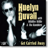 """Get Carried Away"" rockabilly CD by Huelyn Duvall"
