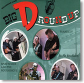 """Big D Roundup"" rockabilly CD by Various Artists"