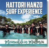 """Meanwhile In Mallorca"" surf CD by Hattori Hanzo Surf Experience"