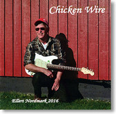 """Chicken Wire"" instrumental CD by Ellert Nordmark"