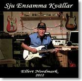 """""""Sju Ensamma Kvällar"""" surf CD by Ellert Nordmark"""