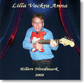 """Lilla Vackra"" blues CD by Ellert Nordmark"
