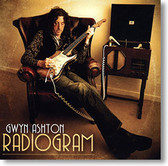 """Radiogram"" blues CD by Gwyn Ashton"