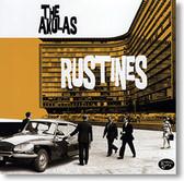 """""""Rustines"""" surf CD by The Akulas"""