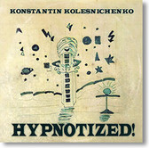 """Hypnotized"" blues CD by Konstantin Kolesnichenko"