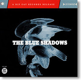"""Self Titled"" blues CD by The Blue Shadows"
