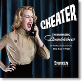 """Cheater"" rockabilly CD by The Domestic Bumblebees"