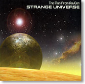 """Strange Universe"" blues CD by The Man From RavCon"