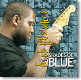 """Shades of Blue"" blues CD by Kirk Fletcher"