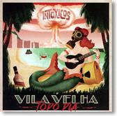 """""""Vila Velha Todo Dia"""" surf CD by Intoxicos"""