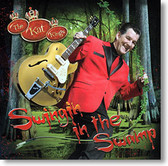 """Swingin In The Swamp"" rockabilly CD by The Kat Kings"