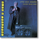 """High & Lonesome"" blues CD by Little Mack Simmons"