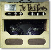 """""""Self Titled"""" blues CD by The Rectifiers"""