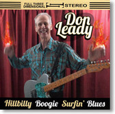 Don Leady - Hillbilly Boogie Surfin' Blues