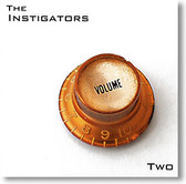 """""""Volume Two"""" blues CD by The Instigators"""