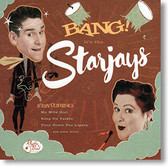"""Bang! It's The Starjays"" rockabilly CD by The Starjays"