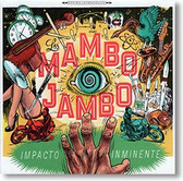 """Impacto Inminente"" rockabilly CD by Los Mambo Jambo"