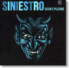 """Siniestro"" surf CD by Satan's Pilgrims"