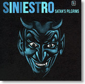 """Siniestro"" surf CD by Satan's Pilgrims"