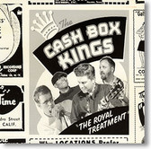 """The Royal Treatment"" blues CD by The Cash Box Kings"
