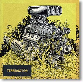 """Self Titled"" surf CD by Terremotor"