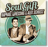 """Soul Gift"" blues CD by Raphael Wressnig & Alex Schultz"