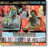"""Homemade Win"" blues CD by Greg Izor and Marco Pandolfi"