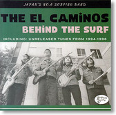 """Behind The Surf"" blues CD by The El Caminos"