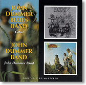 """Cabal & Self Titled"" blues CD by John Dummer Blues Band"