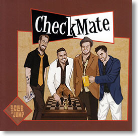 """Checkmate"" blues CD by El Club Del Jump"