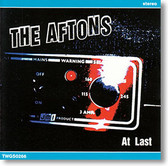 """""""At Last"""" surf CD by The Aftons"""