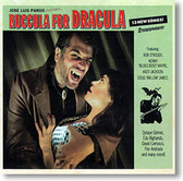 """Ruccula For Dracula"" blues CD by Jose Luis Pardo"