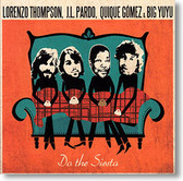 """Do The Siesta"" blues CD by Lorenzo Thompson & J.L. Pardo"